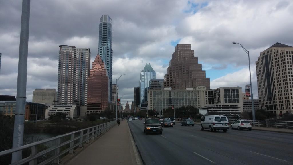 Austin by day