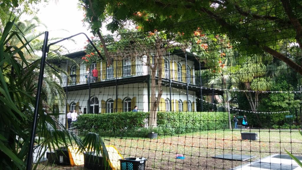 Ernest Hemingways hus